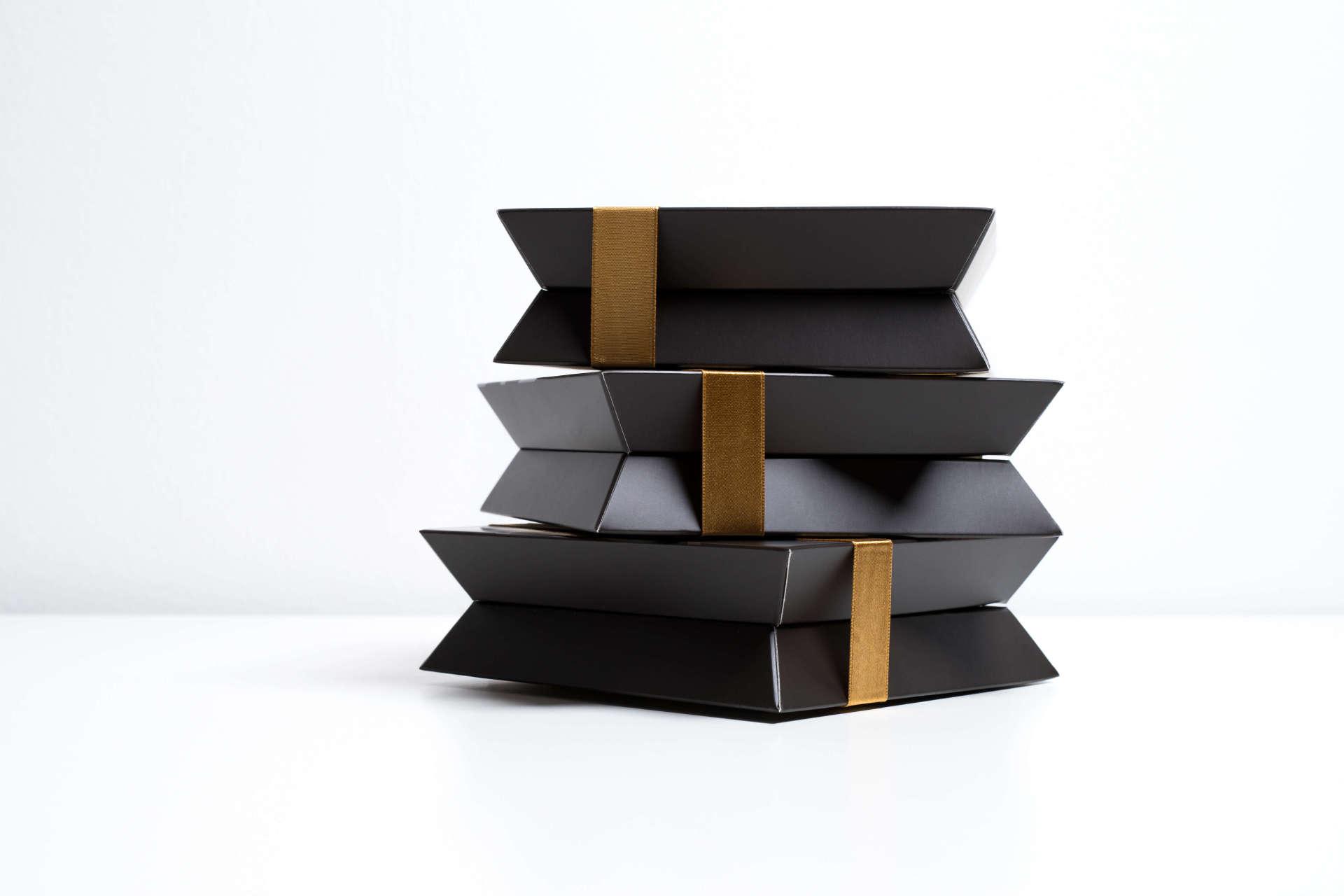 BAROCCO kézműves csokoládé csomagolás tervezés